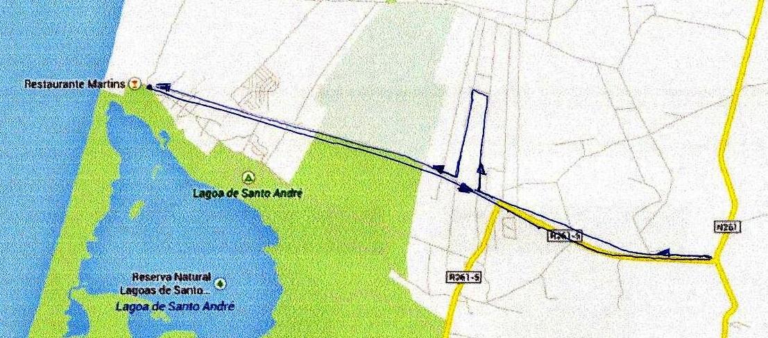 lagoa de santo andré mapa 22ª Corrida da Lagoa de Santo André 2017 – Xistarca lagoa de santo andré mapa